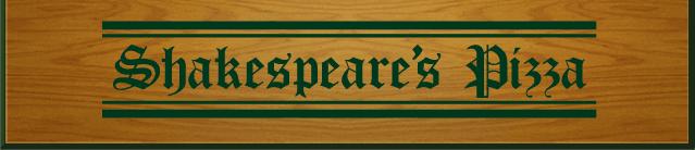 Shakespeare's Pizza logo